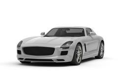 Automobile sportiva alla moda royalty illustrazione gratis