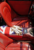 Automobile sportiva britannica Fotografia Stock