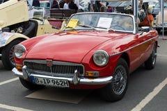 Automobile sportiva britannica MG MGB MKIII Immagine Stock