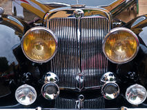 Automobile sportiva classica dell'annata Immagine Stock Libera da Diritti