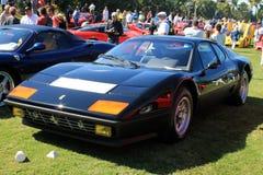Automobile sportiva classica di bbi di Ferrari 512 Fotografia Stock