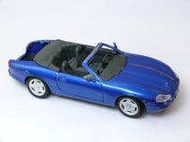 Automobile sportiva consumata Fotografia Stock