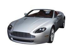 Automobile sportiva convertibile Immagine Stock