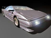 Automobile sportiva costosa Immagini Stock Libere da Diritti