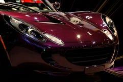 Automobile sportiva costosa Fotografia Stock Libera da Diritti