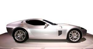 Automobile sportiva costosa e operata fotografie stock