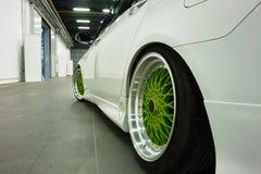 Automobile sportiva del Giappone Fotografia Stock Libera da Diritti
