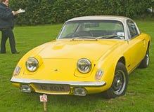 Automobile sportiva del loto a Fortrose. Fotografia Stock