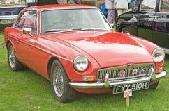 Automobile sportiva del magnesio B GT. Fotografie Stock