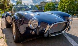 Automobile sportiva della cobra Fotografia Stock