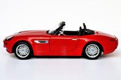 Automobile sportiva di BMW Fotografia Stock