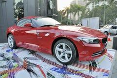 Automobile sportiva di BMW Z4 Immagine Stock