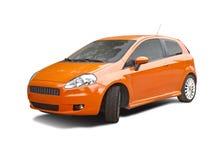Automobile sportiva di Fiat Fotografia Stock Libera da Diritti