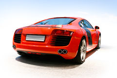 Automobile sportiva di lusso Fotografia Stock Libera da Diritti