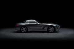 Automobile sportiva di lusso fotografie stock libere da diritti
