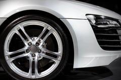 Automobile sportiva di lusso Fotografia Stock