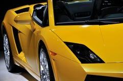 Automobile sportiva di modo Immagine Stock Libera da Diritti