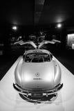 Automobile sportiva Mercedes-Benz 300SL W198 Fotografia Stock Libera da Diritti