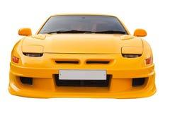 Automobile sportiva moderna isolata Fotografie Stock