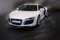 Automobile sportiva operata Fotografia Stock Libera da Diritti