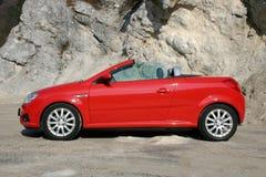 Automobile sportiva senza coperchio fotografie stock libere da diritti