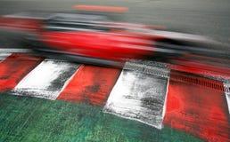 Automobile sportiva, SERIE di MONDO da RENAULT Fotografie Stock Libere da Diritti
