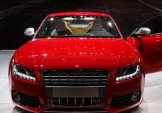 Automobile sportiva tedesca Immagini Stock Libere da Diritti