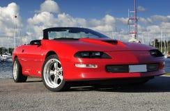 Automobile sportiva veloce Immagine Stock