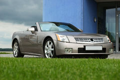 automobile sportiva XLR Immagini Stock