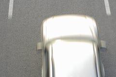 Automobile sulla strada principale Fotografia Stock
