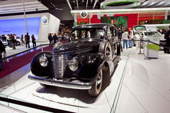 Automobile superba di Skoda vecchia Fotografia Stock Libera da Diritti