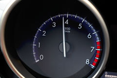 Automobile tachometer Stock Photos