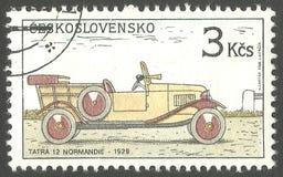 Automobile, Tatra lizenzfreie stockbilder