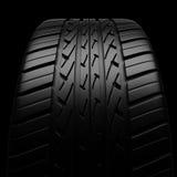 Automobile tires Stock Photo