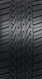 Automobile tires. ( close-up detail Stock Image