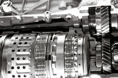 Automobile transmission Stock Photos