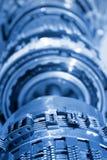 Automobile transmission stock image