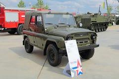 Automobile UAZ-3151 Immagine Stock Libera da Diritti