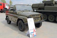 Automobile UAZ-315101 Immagini Stock