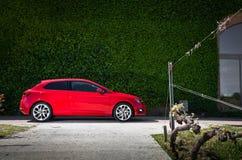 Automobile urbana Fotografie Stock Libere da Diritti