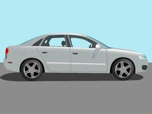 Automobile vector Stock Photography