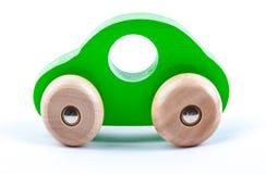 Automobile verde Fotografia Stock