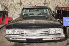 Automobile ZIL-117 (1974) Immagine Stock