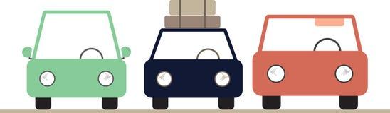 Automobiles Stock Photo