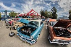 Automobiles de vintage Image libre de droits