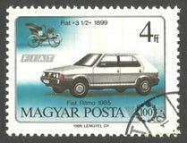 Automobiles, Fiat Image stock