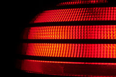 AutomobileTail Light Royalty Free Stock Images