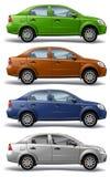Automobili Fotografia Stock Libera da Diritti