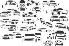 Automobili Immagine Stock Libera da Diritti