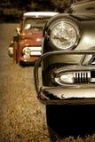 Automobili classiche Immagine Stock